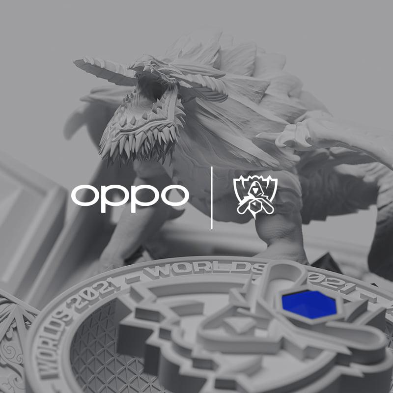 OPPO x League of Legends 2