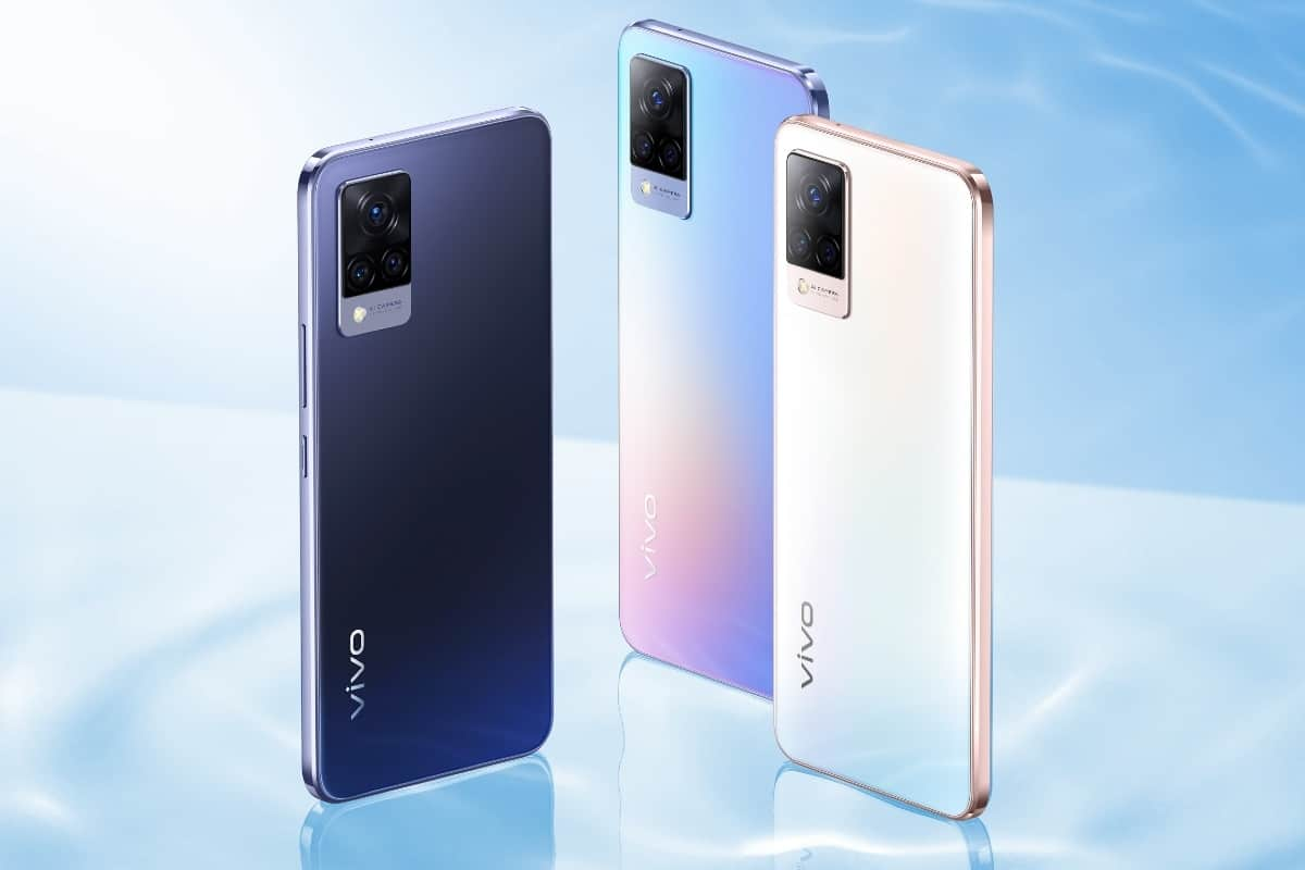 Vivo V21 phone prices and specs